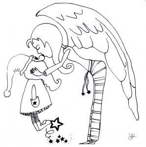 Engel kuss