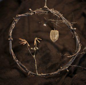 Samen Blüten Ring (2)