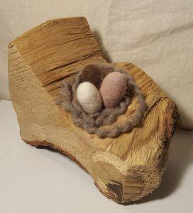 Eiernest Holz